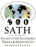 SATH logo and link